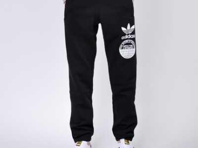白色三叶草运动裤 Adidas/阿迪达斯三叶草运动裤